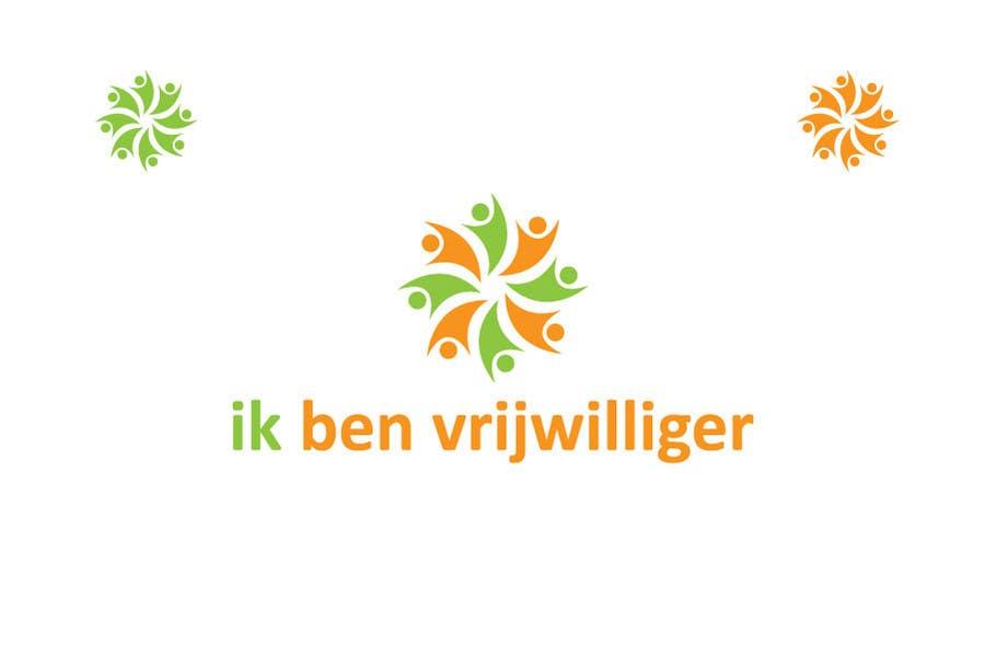 Bài tham dự cuộc thi #73 cho Design a logo for a Volunteer website: ik ben vrijwilliger