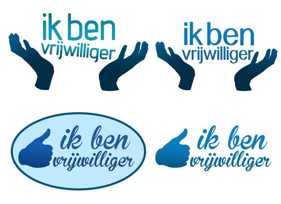 Bài tham dự cuộc thi #10 cho Design a logo for a Volunteer website: ik ben vrijwilliger