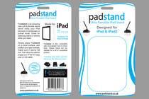 Graphic Design Inscrição do Concurso Nº62 para Print & Packaging Design for PadStand