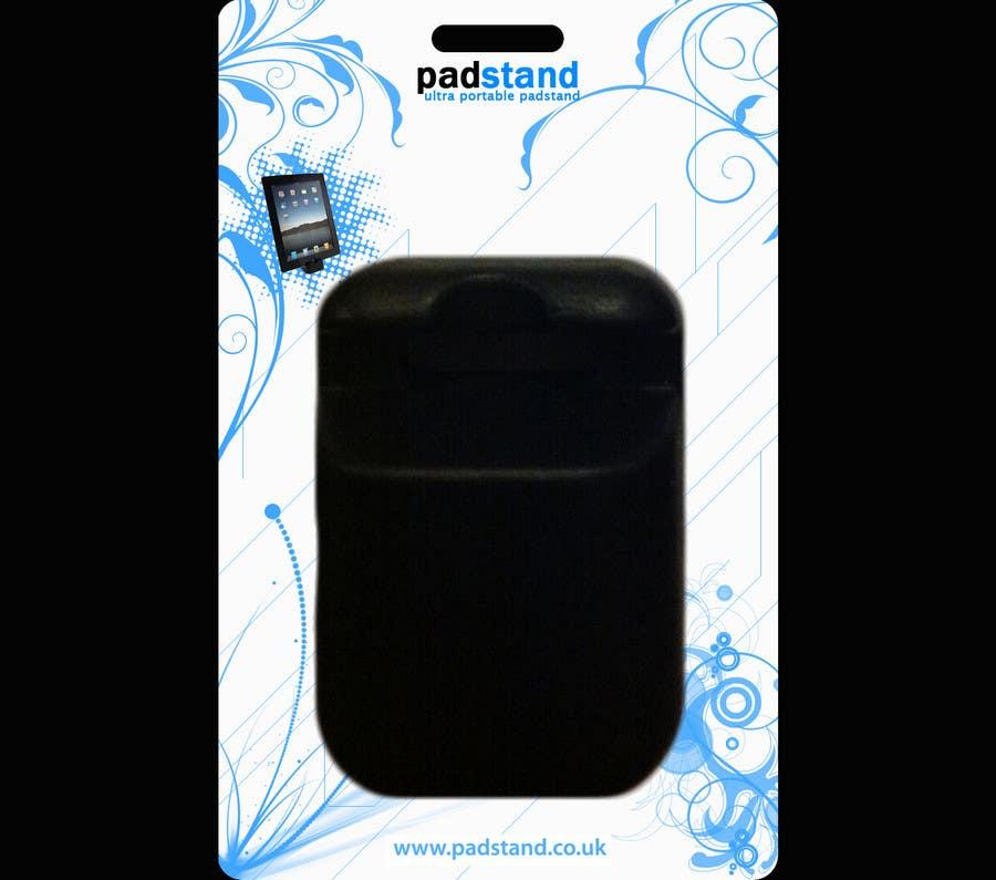 Inscrição nº                                         37                                      do Concurso para                                         Print & Packaging Design for PadStand