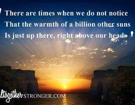 whitealien tarafından Facebook Inspirational Quote Template için no 29