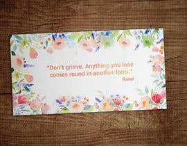 gkhaus tarafından Facebook Inspirational Quote Template için no 5