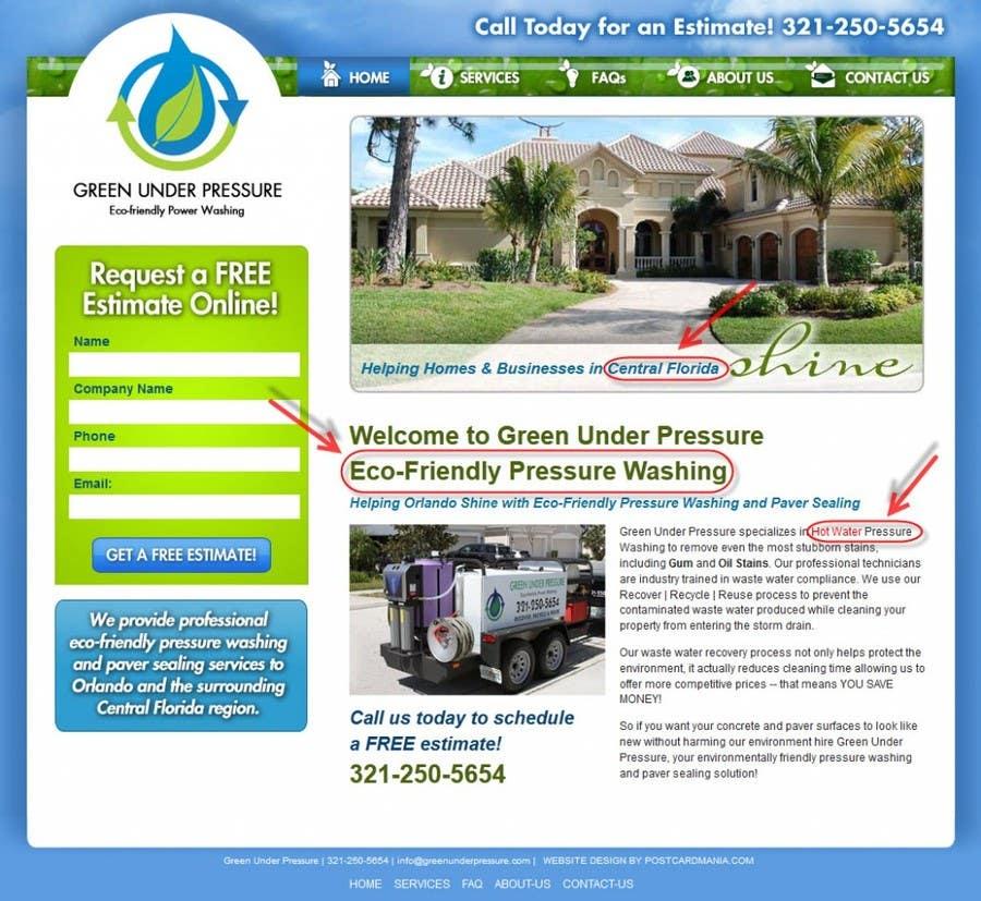 Penyertaan Peraduan #2 untuk Build a Website for www.joshuaefedue.com