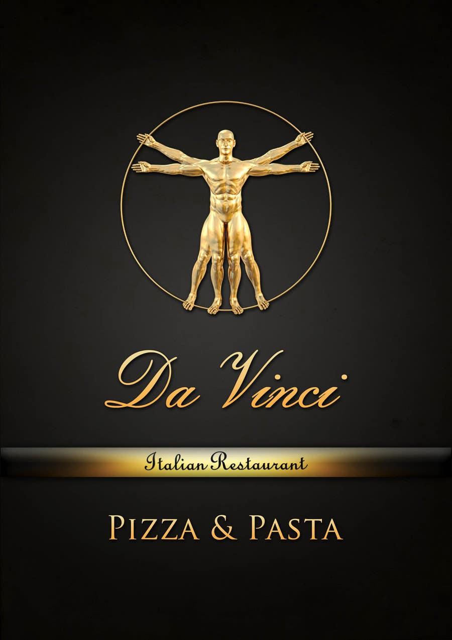 #11 for Menu for Italian Restaurant by stniavla