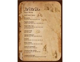 #2 para Menu for Italian Restaurant por Spector01