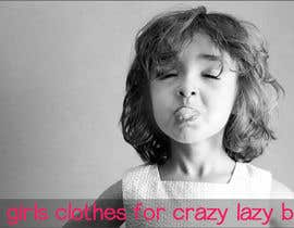 #23 for Design a Logo for childrenswear brand af cristigoia