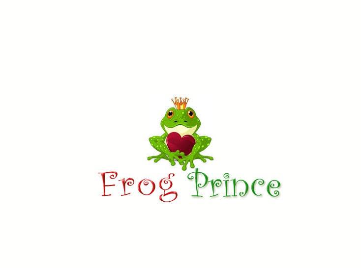 Kilpailutyö #20 kilpailussa PrinceAmongFrogs.com