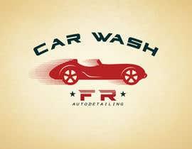 IrenaKocic tarafından I need a logo designed for FR CARWASH AUTODETAILING -- 3 için no 17