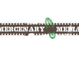 nº 50 pour Logo Cartoon Design for Mercenary Media par lolomiller