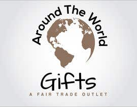 "#78 para Design a Logo for ""Around The World Gifts"" por dannnnny85"