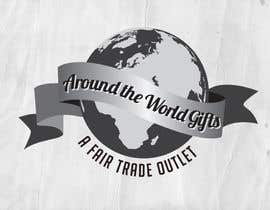 "#115 para Design a Logo for ""Around The World Gifts"" por SzalaiMike"