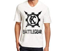 #10 for KC Battlegear brand shirt design! by hamxu