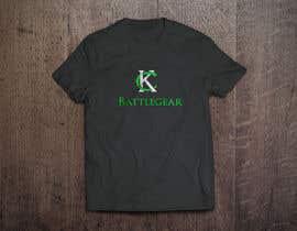 #2 for KC Battlegear brand shirt design! by Safemode2511