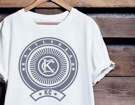 #14 for KC Battlegear brand shirt design! by mohamedkhamsat
