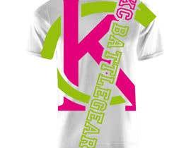 #6 for KC Battlegear brand shirt design! by pbevilacqua