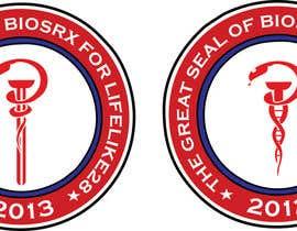#140 untuk Seal Logo  Design oleh riyutama