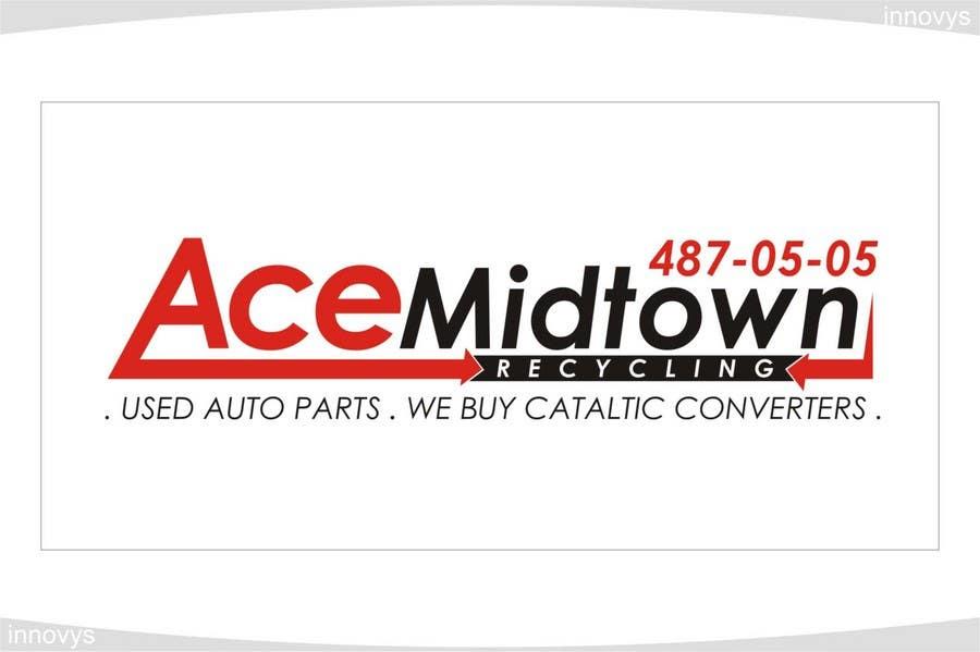 Конкурсная заявка №194 для Logo Design for Ace Midtown