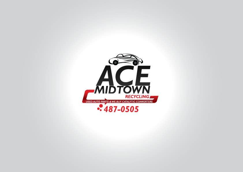 Kilpailutyö #58 kilpailussa Logo Design for Ace Midtown