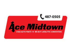 #199 for Logo Design for Ace Midtown by Ivgot