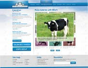 Graphic Design Contest Entry #39 for Website Design for Beefs Organization