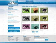 Graphic Design Contest Entry #38 for Website Design for Beefs Organization