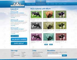 #38 for Website Design for Beefs Organization af webmediadesigner