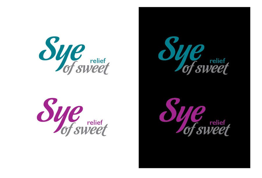 #5 for Design a Logo for Sye of Sweet Relief by pansaldi