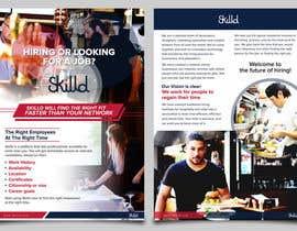 Iddisurz tarafından Design a Flyer for Skilld için no 7