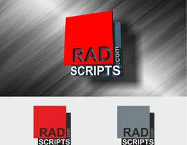 #182 for Design a New Logo for RadScripts.com by sdugin