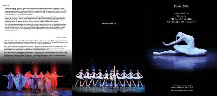 Proposition n°35 du concours Design a Brochure for investors