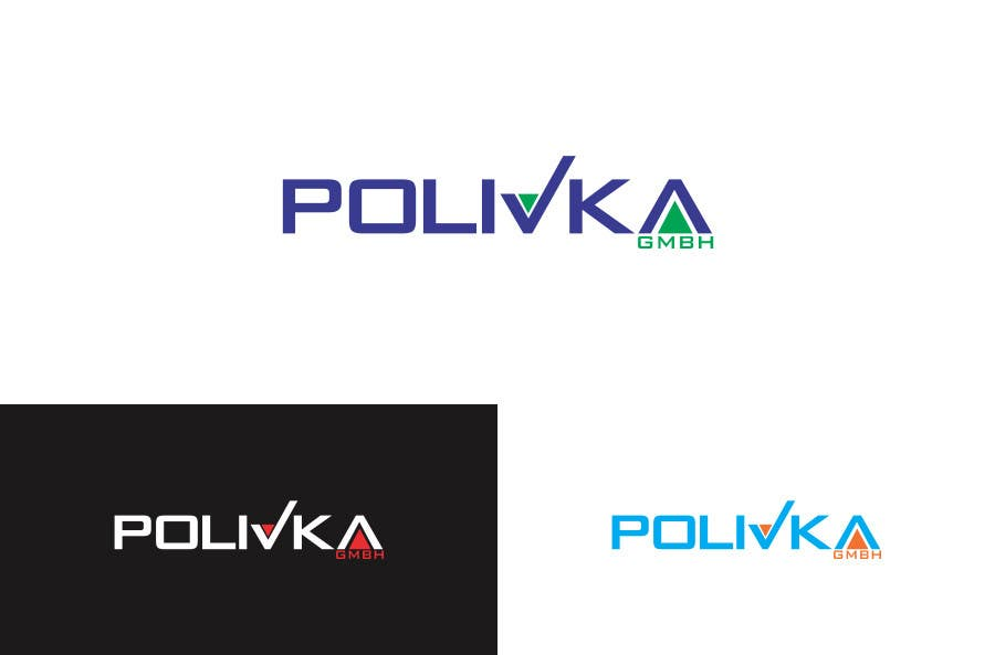 Penyertaan Peraduan #289 untuk Design a Logo for Polivka GmbH