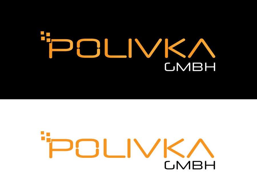 Penyertaan Peraduan #452 untuk Design a Logo for Polivka GmbH