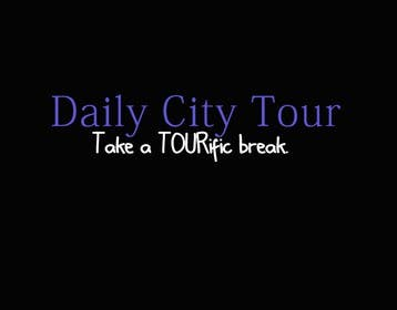 #159 for Slogan Project - City tour. by Othello1