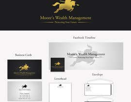 nº 61 pour Re-Design a Logo for Moore's Wealth Management par atteec