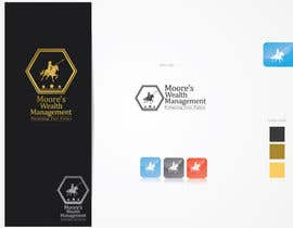 #39 for Re-Design a Logo for Moore's Wealth Management af alizainbarkat