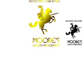 #52 for Re-Design a Logo for Moore's Wealth Management af dennisabella