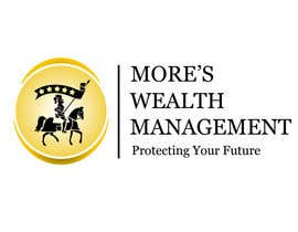 #59 para Re-Design a Logo for Moore's Wealth Management por Pato24