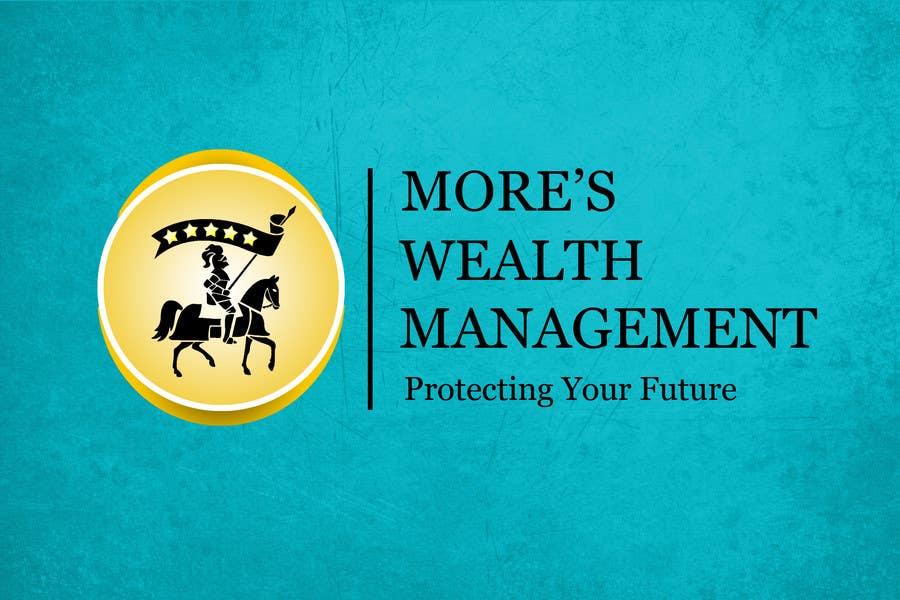 Konkurrenceindlæg #60 for Re-Design a Logo for Moore's Wealth Management