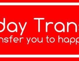 Nro 282 kilpailuun Tag line/slogan for a tranportation event. käyttäjältä designerdesk26