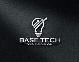 Nro 183 kilpailuun Logo Design for  BaseTech Ventures AG. käyttäjältä rohima1297