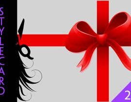 #32 for Design et Logo for hairdresser giftvoucher online system by Adeweb