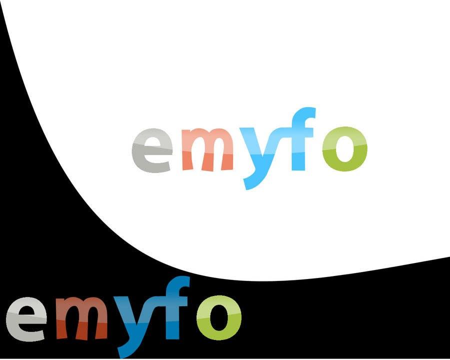 Конкурсная заявка №74 для Logo Design for emyfo