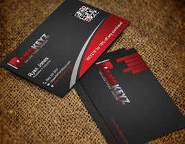 #21 for Design a Business Card for PianoKeyz, an online membership site for piano lessons af pipra99