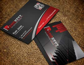 #34 for Design a Business Card for PianoKeyz, an online membership site for piano lessons af pipra99