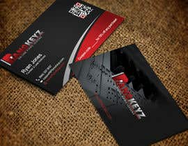 #46 for Design a Business Card for PianoKeyz, an online membership site for piano lessons af pipra99