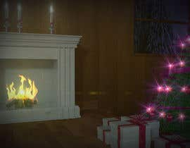 #3 for Create Animated 3D Christmas Scene - Example Provided by darioveruari