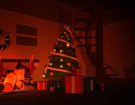 nº 11 pour Create Animated 3D Christmas Scene - Example Provided par thenomobs
