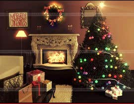 nº 13 pour Create Animated 3D Christmas Scene - Example Provided par syncmedia