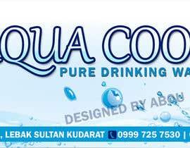 Nro 5 kilpailuun Design a Banner for our water refilling business käyttäjältä Biayi81