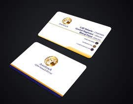 Nro 42 kilpailuun Design of Business Cards and Letterhead for GDM Global (FZC) Ltd käyttäjältä robiul20